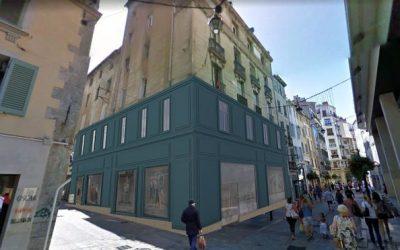 Restructuration de la Galerie Rive Gauche à Toulon