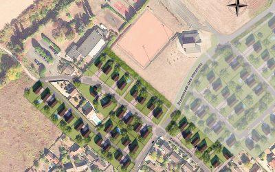 Aménagement de la ZAC des Colinettes – Vernou la Celle sur Seine (77)