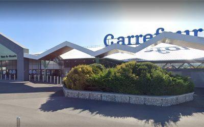 Reprise d'étanchéité partielle de la verrière au Centre Commercial CARREFOUR – Villiers-en-Bière (41)