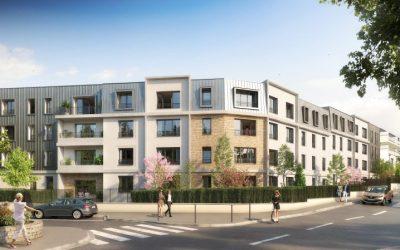Construction de 54 logements collectifs à Gournay-Sur-Marne