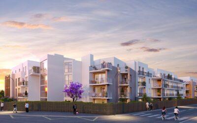 Construction de 75 logements collectifs à Meaux