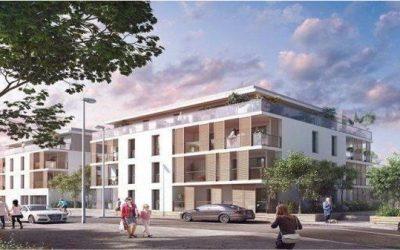 Démolition et construction d'un ensemble d'immeuble d'habitation, de commerces et d'une mairie annexe «L'AVANO» – Saint Nazaire (44)