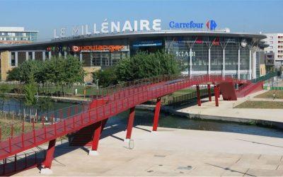 Etude de Faisabilité Centre Commercial LE MILLENAIRE – AUBERVILLIERS (93)