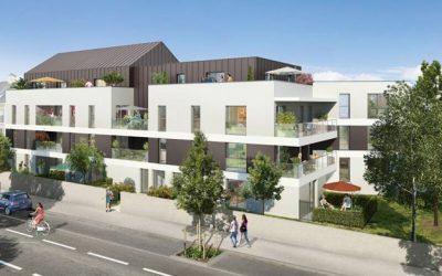 Construction de 32 logements  collectifs   «VELUMA» – NANTES (44)